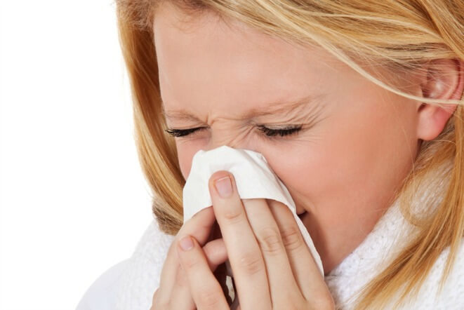 Allergies Not To Be Sneezed At