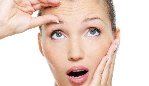 Wrinkle Reveal Every Face Has Two Types Of Wrinkles