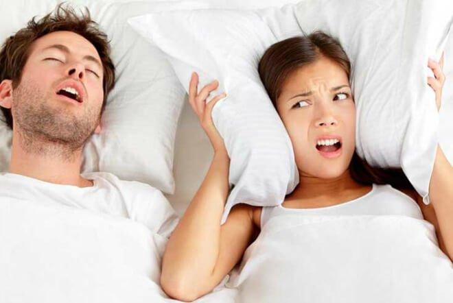 Snoring Should You Be Concerned