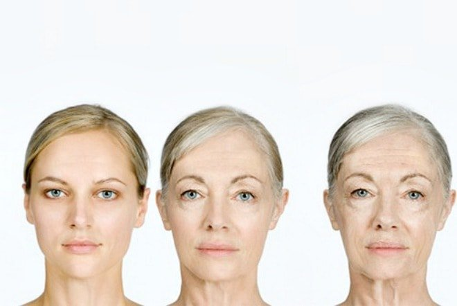 Ageing why do some people look old faster than others