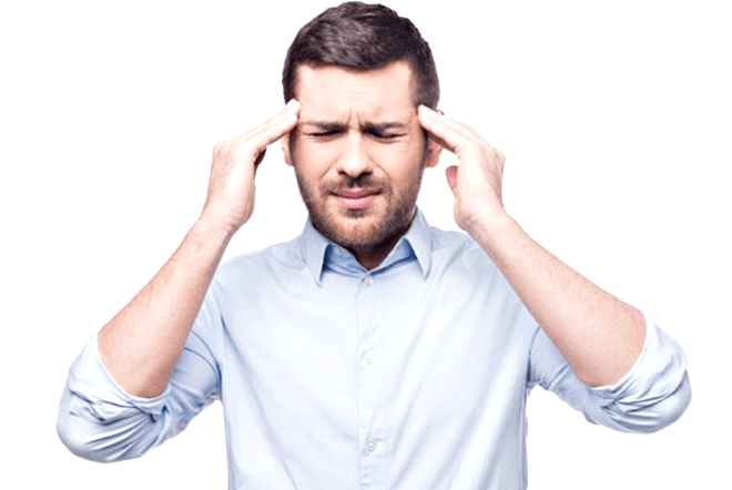 Headaches four reasons you may be struggling to shake them