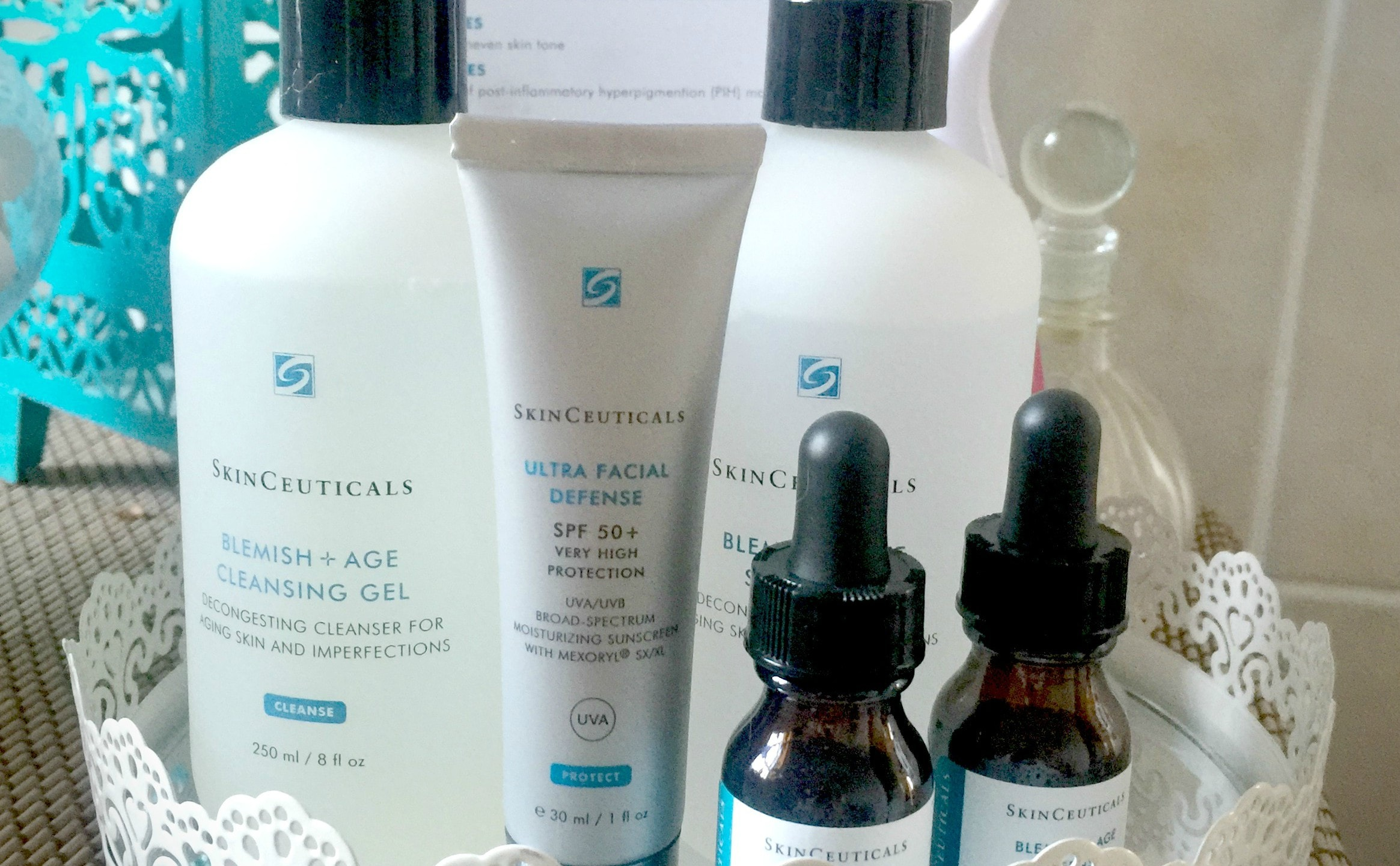 Problematic Skin - Dare To Get Even With Breakouts & ageing