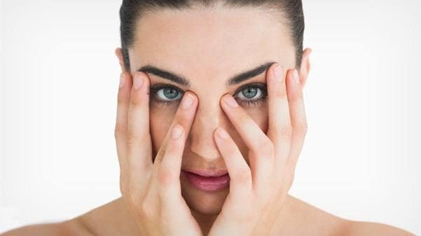 Dark under eye circles Heres How You Can Get Rid Of Them